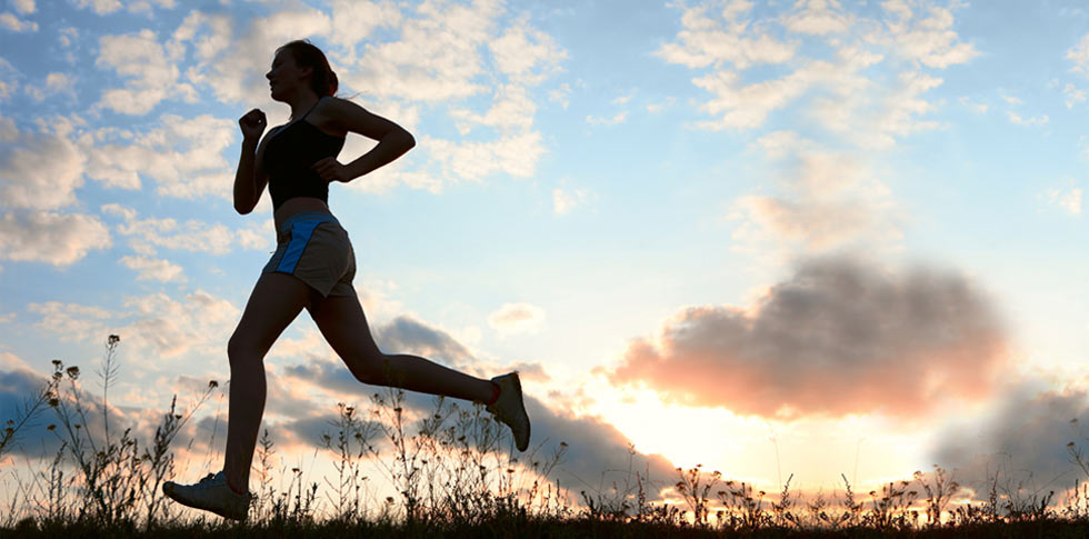 how to set up a running event