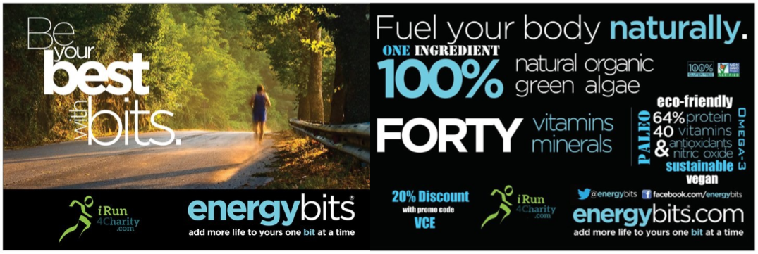 Energybits Running Coupon